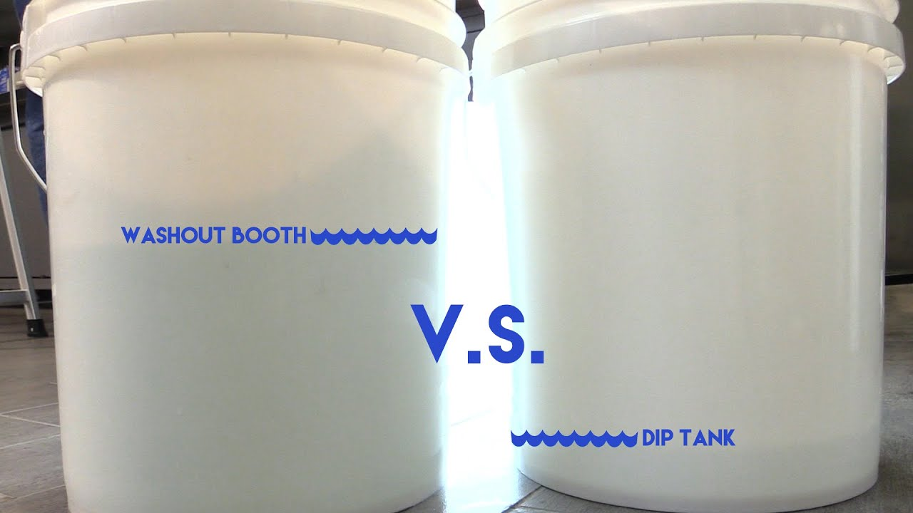 California Drought!!! Learn How To Save Thousands of Gallons of Water By Using A Dip Tank.