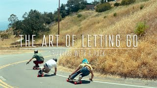 The Art of Letting Go: Running with a Pack | Orangatang Wheels