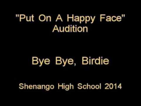 "Shenango High School ""Bye Bye, Birdie"" Audition"