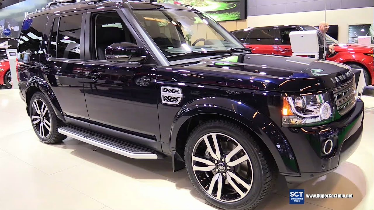 Great 2016 Land Rover LR4 HSE Luxury   Exterior And Interior Walkaround Review    2016 Montreal Auto Show   YouTube