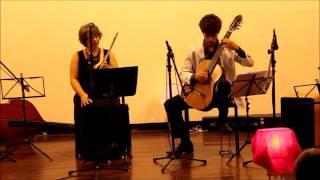 Café 1930 (Astor Piazzolla) - Diana Mota e Tayro Louzeiro