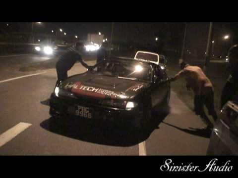 Broken Screen Productions - After Dark Part II Illegal Street Racing 2009