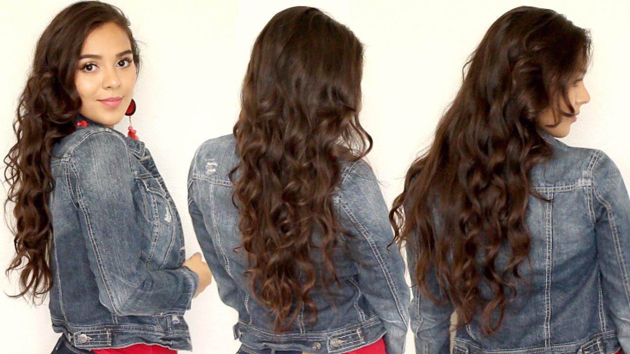 heatless wavy hair nataliesoutlet