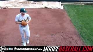 Sonny Gray Slow Motion Pitching Mechanics