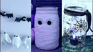 COOL AND EASY HALLOWEEN DECOR IDEAS YOU CAN DIY
