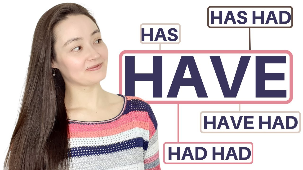 Download HAVE, HAS, HAD, HAVE HAD, HAS HAD, HAD HAD??? - English Grammar