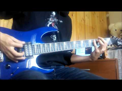 Nightrain – Guns N' Roses ( Rhythm Guitar Cover ) Izzy Stradlin