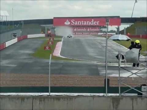 F1 British Grand Prix - Silverstone 2011