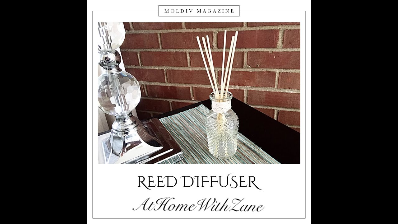 Home Design Ideas Youtube: How To Create Your Own Reed Diffuser