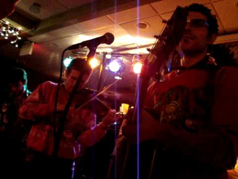 Road to Galway - Scythian at Flanagan's Harp and Fiddle