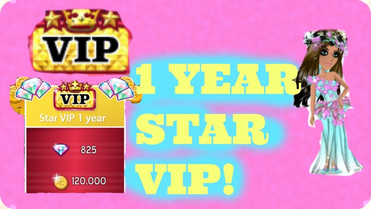 I GOT 1 YEAR STAR VIP! - YouTube