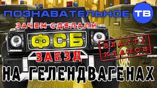 """Власть кланов: Зачем сделали ФСБ-заезд на """"Гелендвагенах""""? (Познавательное ТВ, Артём Войтенков)"""