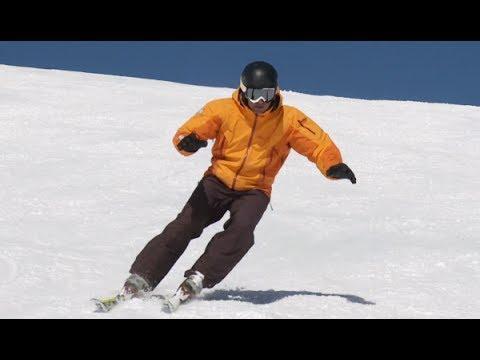 Упражнения для катания на лыжах