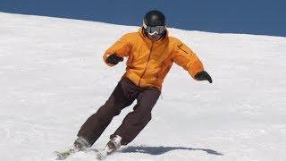 Урок 23.1 - Карвинг на лыжах Упражнения(Англоязычный оригинал видео взят с этого канала https://www.youtube.com/user/elatemedia ..., 2014-02-27T16:06:26.000Z)