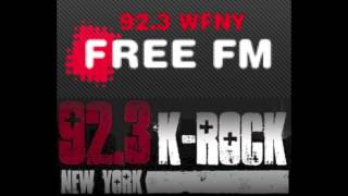 Format Change: 'Free FM' WFNY to 'K-Rock' WXRK [NYC] (05-24-2007)