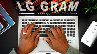 We Tried the Newest LG Gram - Here's What Happened...