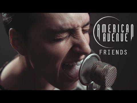 Justin Bieber + BloodPop - Friends (Cover by American Avenue)