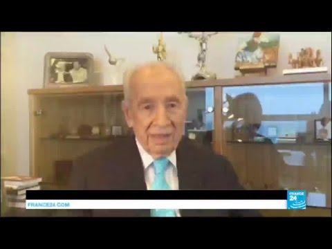 Israel: ex-president Shimon Peres in intensive care after 'major stroke'
