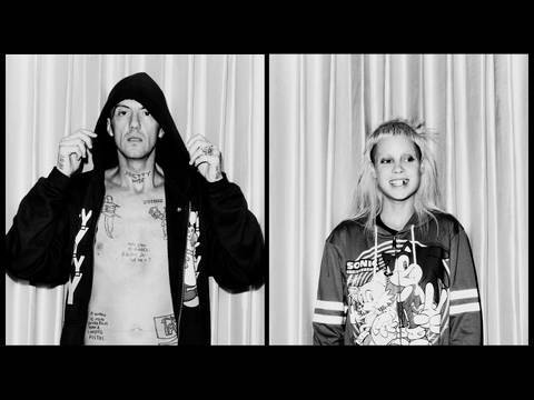 Die Antwoord's US debut at Coachella: interview with Xeni (Boing Boing Video)