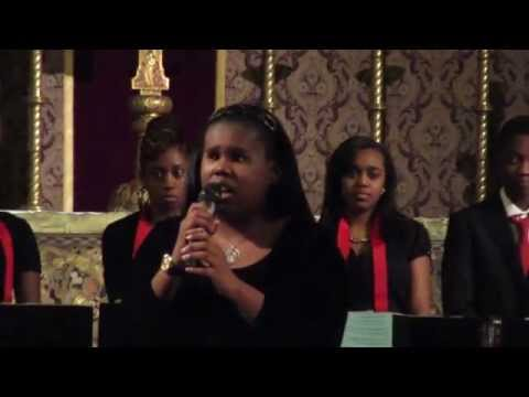Christmas Hymn at Church of the Intercession