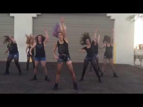 I am Woman Jordin Sparks Choreography Dance Fitness  Jenny Lynne