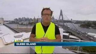 Eye Drive_Glebe Island Silos_Channel Ten News.wmv