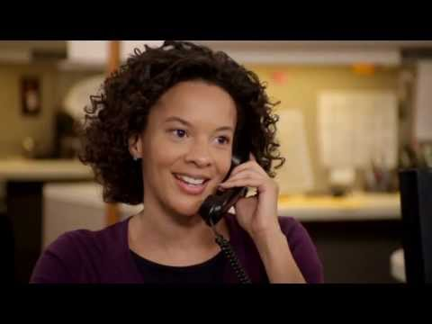 Customer Service: the Telephone Connection (training video). Greet, then Listen. 2