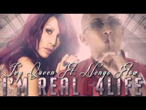 I'm Real G - Ivy Queen Ft Ñengo Flow (Original) (Con Letra) REGGAETON 2012