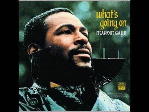 MARVIN GAYE WHAT'S GOIN ON/ BOLLYWOOD MASH UP