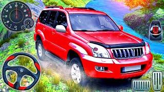 Offroad Prado Sürüş Simülatörü - 4x4 Jeep Lüks SUV Hill Climb Racing - Android GamePlay