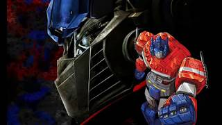 DJ TRANSSONIC-OPTIMUS PRIME.