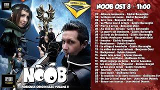 NOOB SOUNDTRACK OST 8 - Intégrale (musiques originales) - 1h00