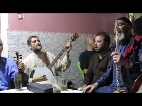 مسائيات مقهي حنفطة طنجة الطرب الاندلسي 16-09-2016 cafe hanafta tangier