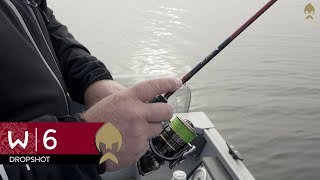W6 Dropshot Westin-Fishing