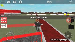 Tycoon hero in roblox