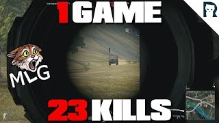 Sweet 23 kill game - Lirik Stream Highlights #39