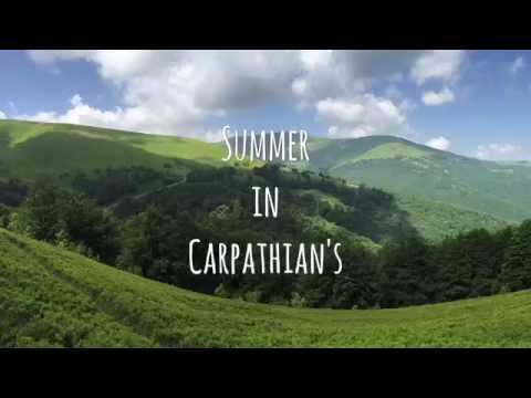 Wonderful weekend in Pylypets, Carpathians, Ukraine