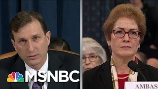 Trump Ukraine Theory Seen As Classic Vladimir Putin Alternative Narrative | Rachel Maddow | MSNBC