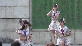 きゃんぱれ 20180916@鶴舞公園普選記念壇