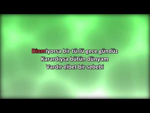 Sezen Aksu - Kaç Yıl Geçti Aradan - Karaoke - Full HD
