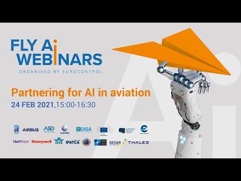 Fly AI Webinars: Partnering for AI in aviation