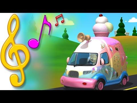TuTiTu Songs   Ice Cream Song   Songs for Children with Lyrics