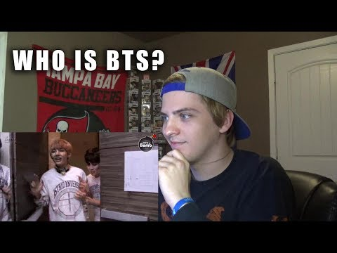 Who is BTS? The Seven Members of Bangtan (REACTION)