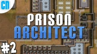 Prison Architect - Episode #2: Searching Mr. Cocks