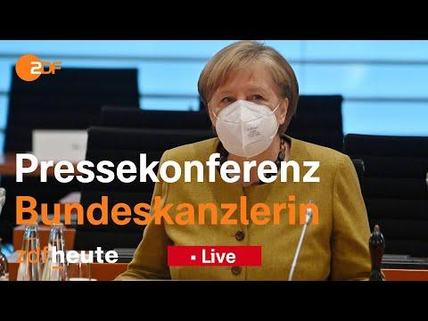 Corona: Merkel zu Infektionsschutzgesetz