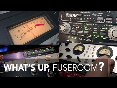 Fuseroom Studio - Audio Tutorials Video Library