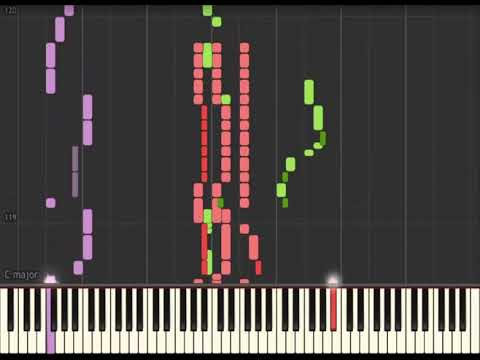 (Synthesia) David Wise - Snakey Chantey