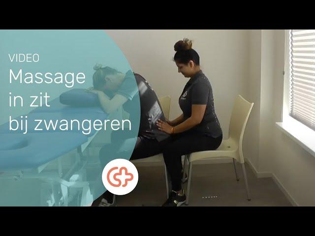 135. Massage in zit bij zwangeren