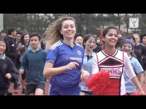West Island School Inter Dynasty Athletics 2016