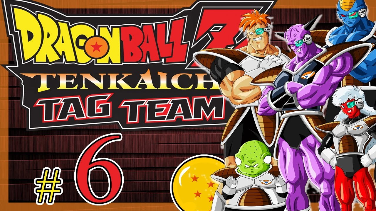psp dragon ball z tenkaichi tag team 6 modo historia